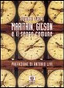 MERITAIN GIBSON, e il senso comune