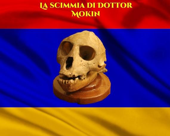 LA SCIMMIA DI DOTTOR MOKIN